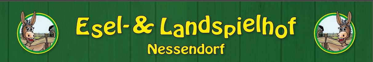 Esel- & Landspielhof Nessendorf-Logo